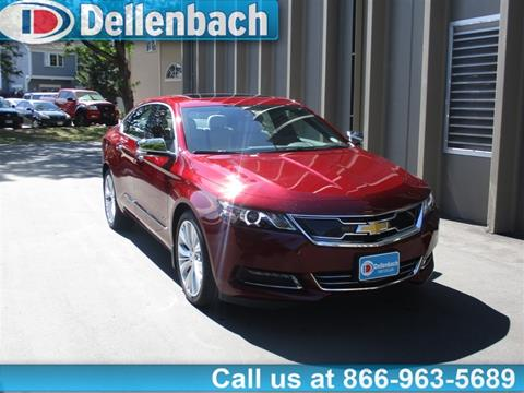 2017 Chevrolet Impala for sale in Fort Collins, CO