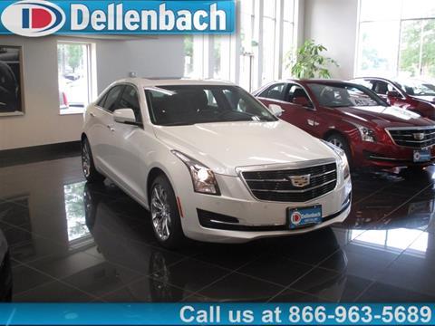 Cadillac ats for sale in colorado for Dellenbach motors fort collins co