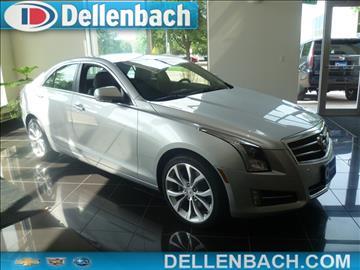 Cadillac ats for sale colorado for Dellenbach motors fort collins co