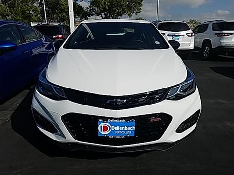 2018 Chevrolet Cruze for sale in Fort Collins, CO