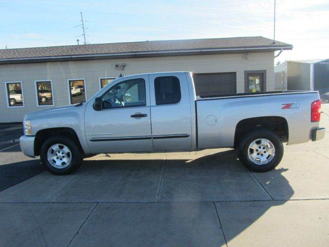 2008 chevrolet silverado 1500 4wd work truck 4dr extended cab 6 5 ft sb in cadillac mi mike 39 s. Black Bedroom Furniture Sets. Home Design Ideas