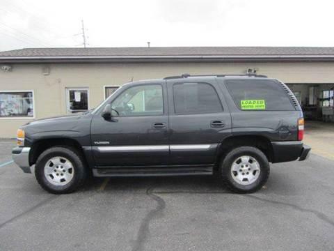2005 GMC Yukon for sale in Cadillac, MI
