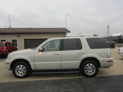 2006 Mercury Mountaineer for sale in Cadillac, MI