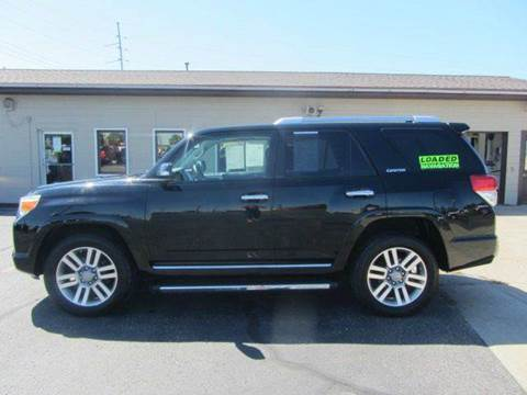 2011 Toyota 4Runner for sale in Cadillac, MI