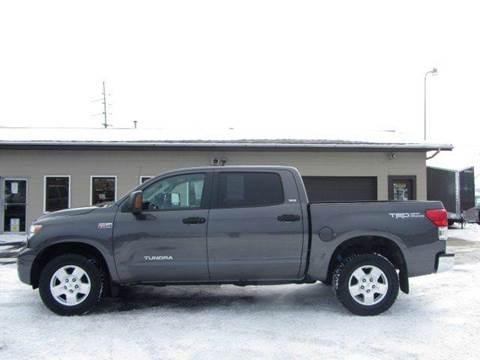 2012 Toyota Tundra for sale in Cadillac, MI
