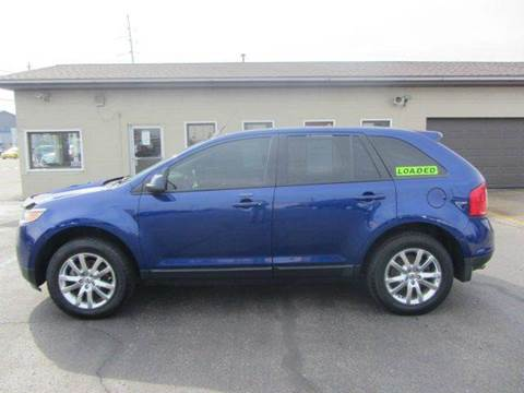2013 Ford Edge for sale in Cadillac, MI