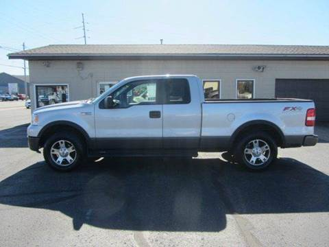 2006 Ford F-150 for sale in Cadillac, MI