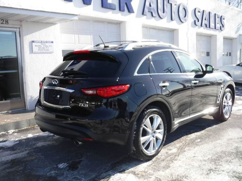 2012 infiniti fx35 awd limited edition 4dr suv in saint paul mn carver auto sales. Black Bedroom Furniture Sets. Home Design Ideas