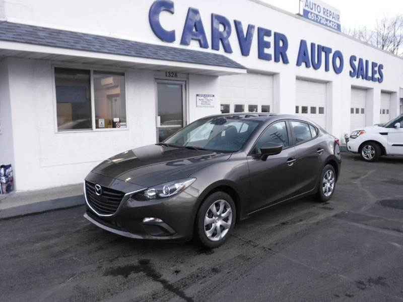 2016 mazda mazda3 i sport 4dr sedan 6a in saint paul mn carver auto sales. Black Bedroom Furniture Sets. Home Design Ideas