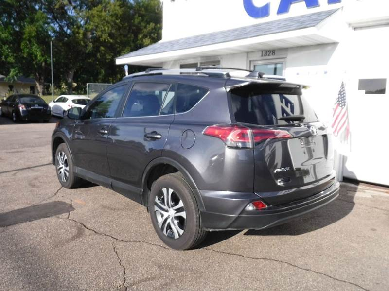 2016 toyota rav4 le 4dr suv in saint paul mn carver auto sales. Black Bedroom Furniture Sets. Home Design Ideas