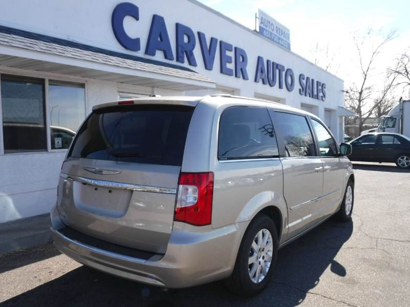 2015 chrysler town and country touring 4dr mini van in saint paul mn. Cars Review. Best American Auto & Cars Review