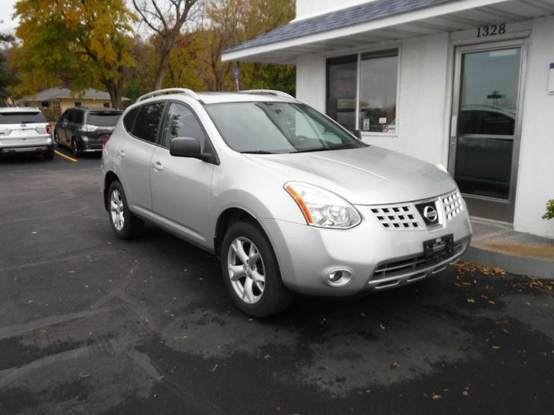 2008 nissan rogue sl awd crossover 4dr in saint paul mn. Black Bedroom Furniture Sets. Home Design Ideas