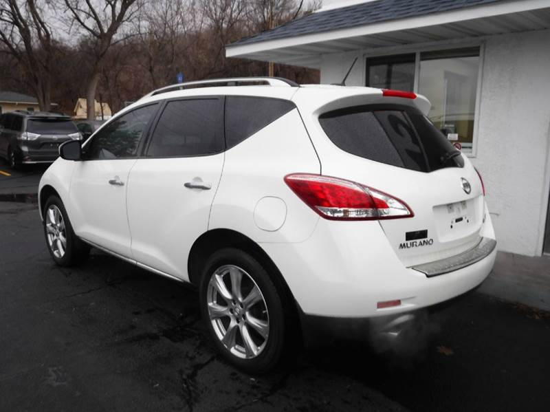 2014 nissan murano platinum edition 4dr suv in saint paul. Black Bedroom Furniture Sets. Home Design Ideas