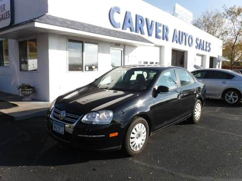 2009 Volkswagen Jetta for sale in Saint Paul, MN
