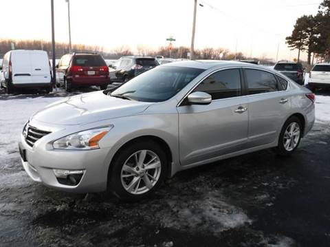 2015 Nissan Altima for sale in Saint Paul, MN