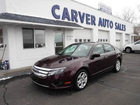 2011 Ford Fusion for sale in Saint Paul, MN