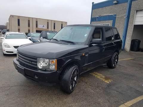 2005 Land Rover Range Rover for sale in Dallas, TX