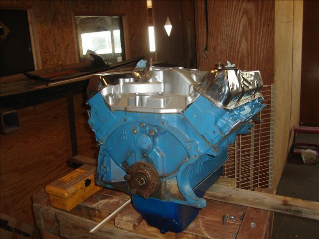 1968 Ford Engine