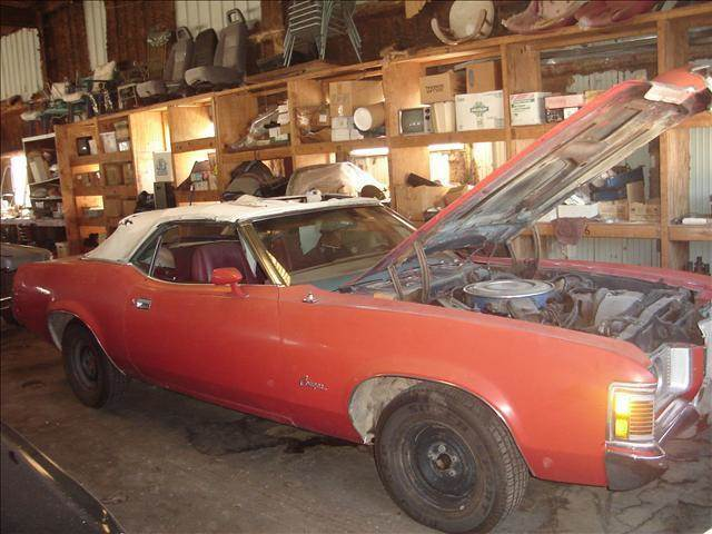 1972 Mercury Cougar XR7 - Lawton OK