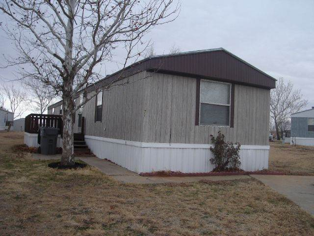 2002 Clayton Mobile Home