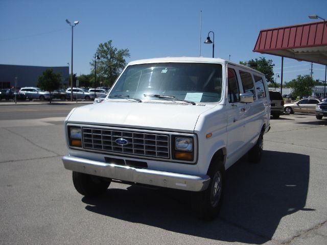 1991 Ford E-Series Wagon