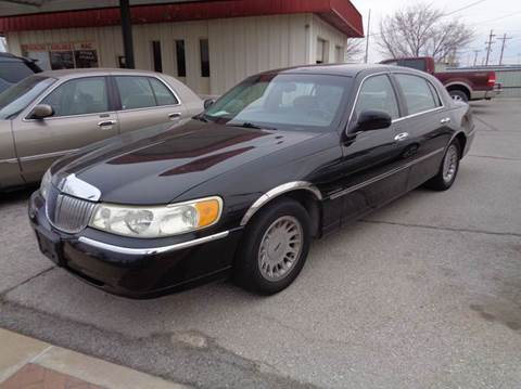 1999 lincoln town car for sale. Black Bedroom Furniture Sets. Home Design Ideas