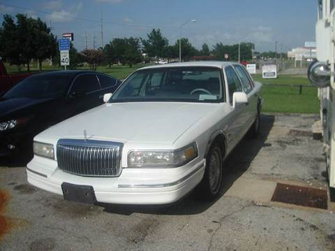 1996 Lincoln Town Car for sale in Lawton, OK