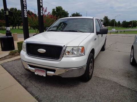 2007 Ford F-150 for sale in Lawton, OK