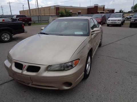 2003 Pontiac Grand Prix for sale in Lawton, OK