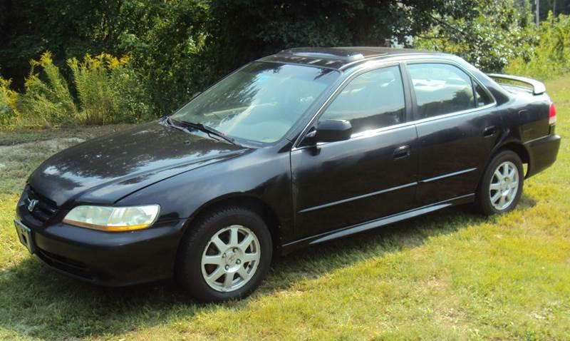 2002 Honda Accord