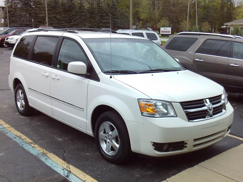 2009 dodge grand caravan sxt mini van 4dr in imlay city mi imlay city auto sales. Black Bedroom Furniture Sets. Home Design Ideas