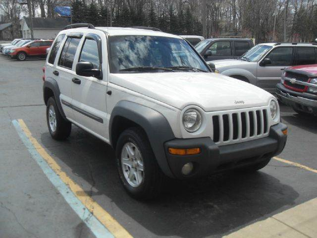 2002 jeep liberty sport 4dr 4wd suv in imlay city allenton. Black Bedroom Furniture Sets. Home Design Ideas