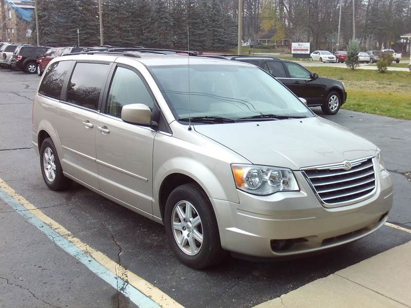 2008 chrysler town and country touring 4dr mini van in imlay city mi imlay city auto sales. Black Bedroom Furniture Sets. Home Design Ideas