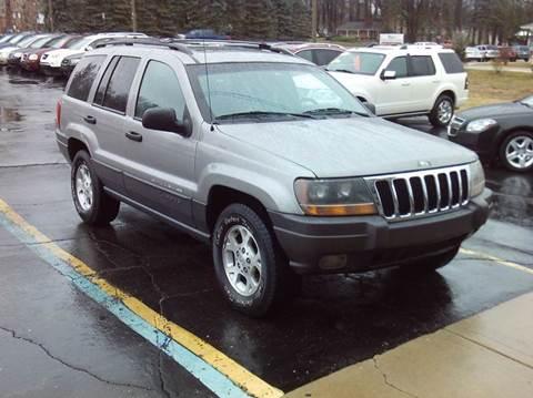 2001 Jeep Grand Cherokee for sale in Imlay City, MI