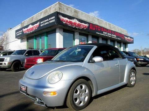 2003 Volkswagen New Beetle for sale in Waukegan, IL