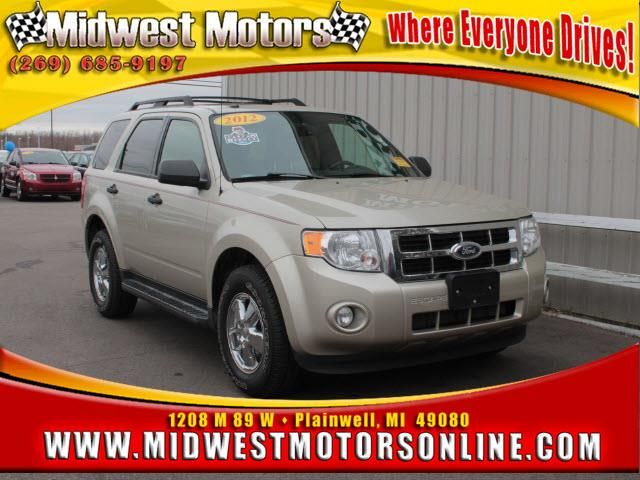 2012 Ford Escape for sale in Plainwell MI