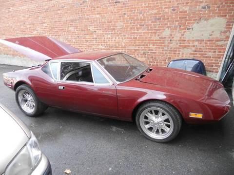 1972 Pantera ex