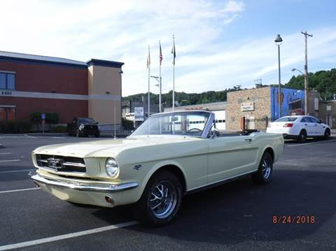 65 Mustang For Sale >> 1965 Ford Mustang For Sale In Warsaw In Carsforsale Com