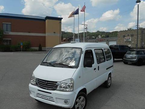 2008 vantage electric van electric