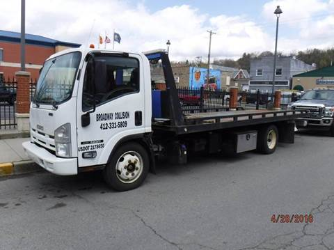 2014 Isuzu NRR for sale in Mc Kees Rocks, PA