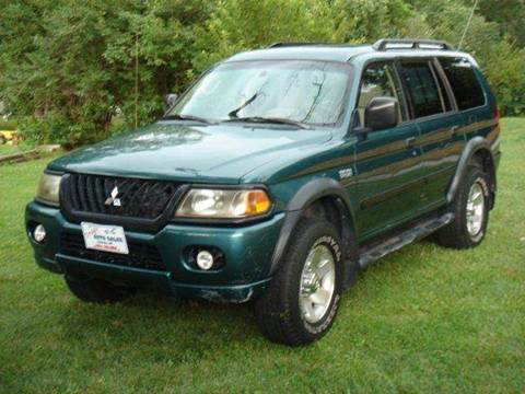 2003 Mitsubishi Montero Sport for sale in Columbia, MO
