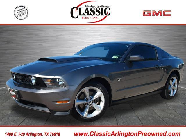 2010 Ford Mustang for sale in Arlington TX