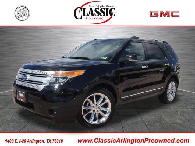 2012 Ford Explorer for sale in Arlington TX