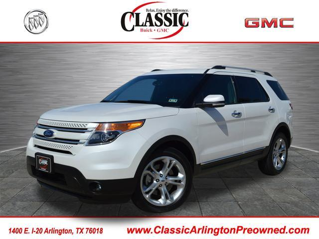 2014 Ford Explorer for sale in Arlington TX