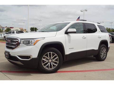 2018 GMC Acadia for sale in Arlington, TX