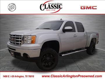 GMC Sierra 1500 For Sale Arlington, TX - Carsforsale.com