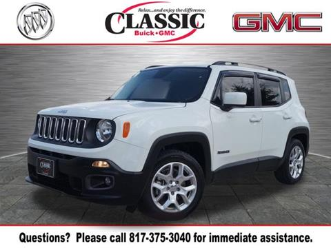 2015 Jeep Renegade for sale in Arlington, TX