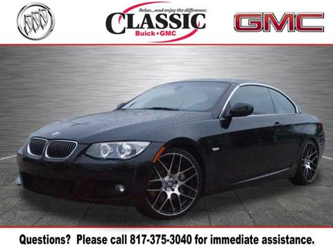2012 BMW 3 Series for sale in Arlington, TX