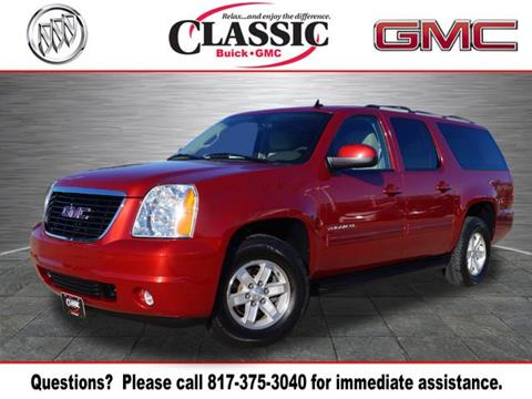 2012 GMC Yukon XL for sale in Arlington, TX