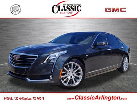 2016 Cadillac CT6 for sale in Arlington, TX
